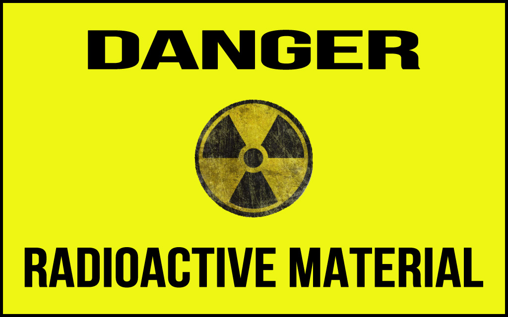 Nuclear Waste In Neighborhood