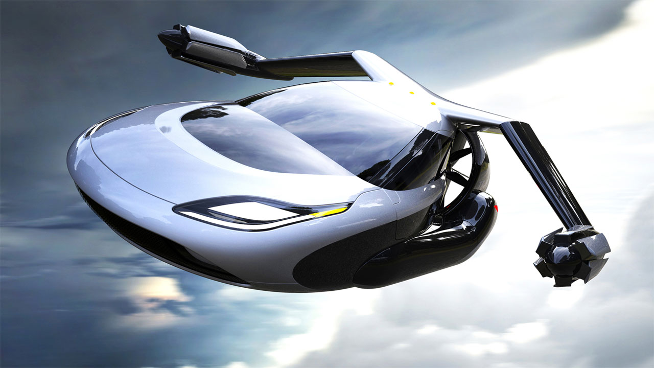 Flying Cars Now Closer To Reality?