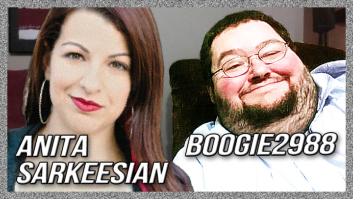 Weighing in on Boogie2988 and Anita Sarkeesian