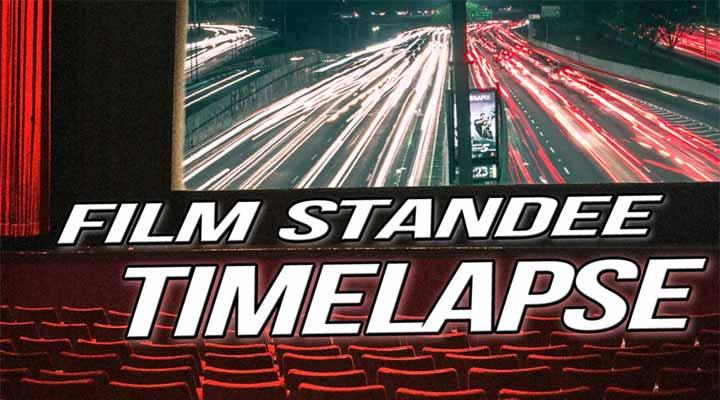 Movie Standee Timelapse