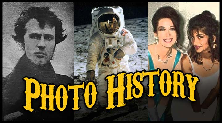 Historical Events Captured on Photo
